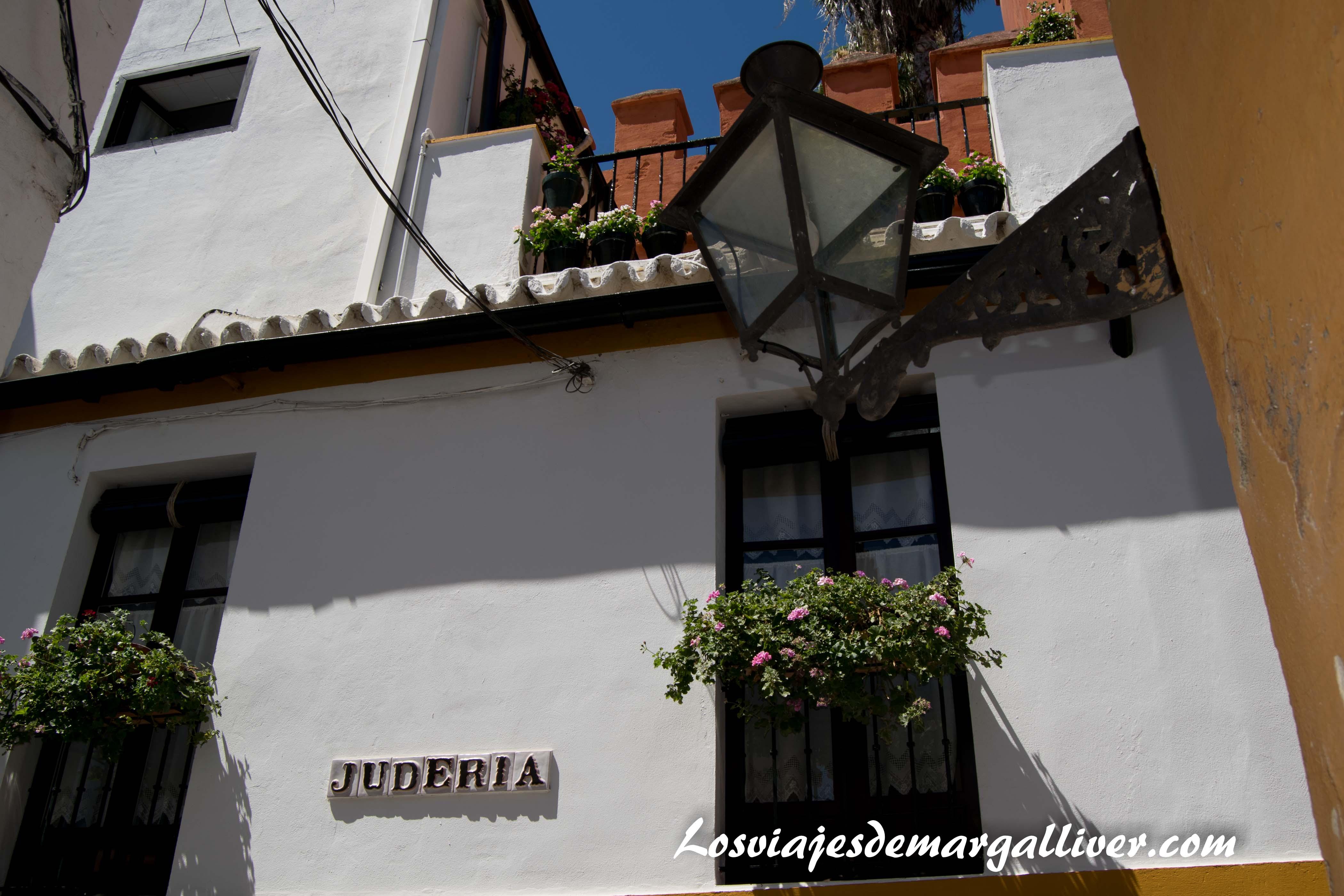 camino por la judería de Sevilla, San Valentín - Los viajes de Margalliver